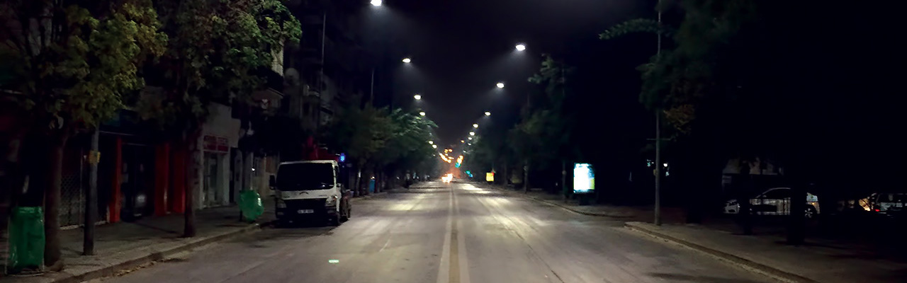 Eskişehir Mustafa Kemal Atatürk Avenue LED Transformation