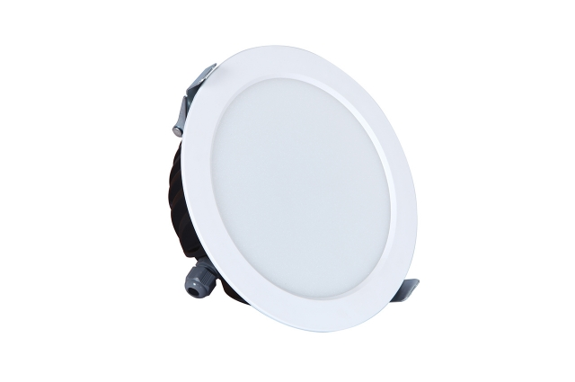 Aluminium Diffused Downlight - 8""